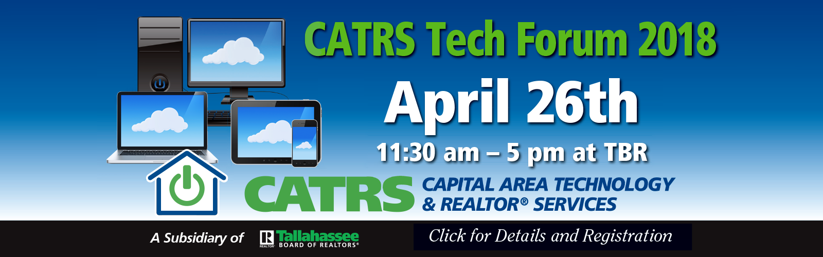 CATRS Technology Forum #CTF2018